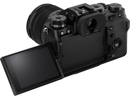 Fujifilm X-T4 Mirrorless Camera Black + Fujifilm XF 16-80mm f/4 R OIS WR