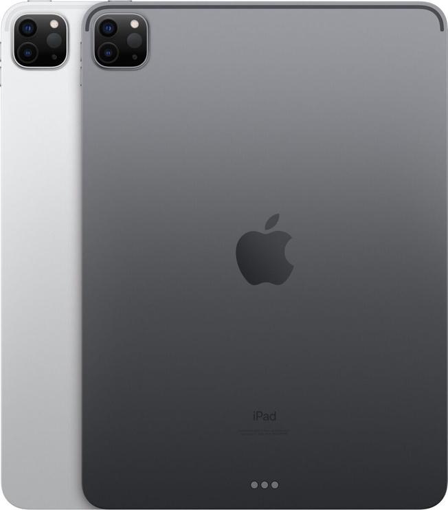 Планшет Apple iPad Pro 11 Wi-Fi 5G (2021), серебристый, 11″, 8GB/256GB