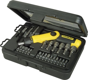 Stanley 0-63-022 Pistol Grip Screwdriver Set 22pcs