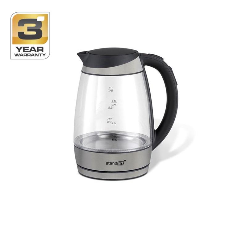 Электрический чайник Standart F-683D, 1.7 л