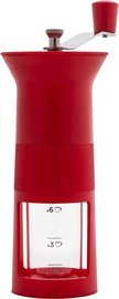 Bialetti Coffee Grinder DCDESIGN02 Red