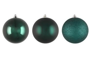Ziemassvētku eglītes rotaļlieta, daudzkrāsains, 100 mm, 4 gab.