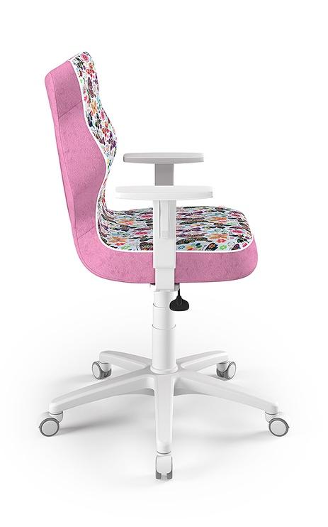 Детский стул Entelo Duo ST31, розовый, 370 мм x 1000 мм