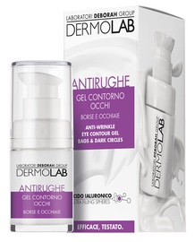 Deborah Milano Dermolab Anti Wrinkle Eye Contour Gel 15ml