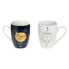 SG Secret de Gourmet Reves Mug Set 2pcs 350ml