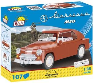 Cobi Youngtimer Collection Warszawa M20 107pcs 24550