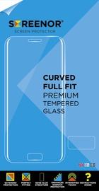 Защитное стекло Screenor Premium Tempered Glass Curved Full Fit Galaxy S20+