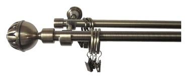 Kardinapuu komplekt Futura F511887, 2 rida, 16 mm, 240 cm