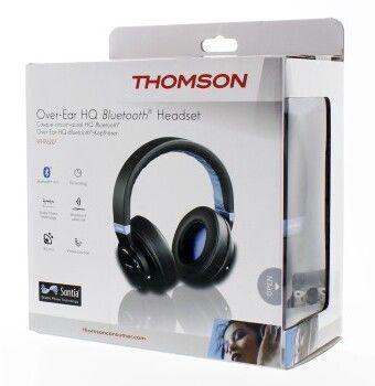 Ausinės Thomson WHP6207 Black, belaidės
