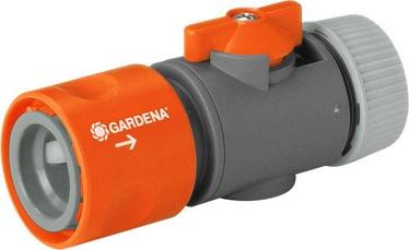 Gardena Hose Connector with Control Valve 13mm