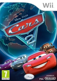 Disney Pixar Cars 2 Wii