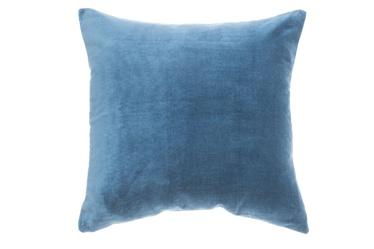Spilvens fannik cushion rustic, zils