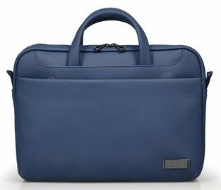Сумка для ноутбука Port Designs, синий, 13-14″