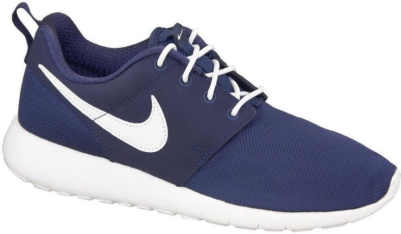 Nike Running Shoes Roshe One Gs 599728-416 Blue 38