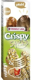 Versele-Laga Crispy Sticks Rats-Mice Popcorn & Nuts 110g
