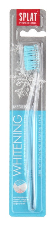 Splat Professional Whitening Medium Toothbrush