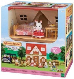 Фигурка-игрушка Epoch Sylvanian Families Red Roof Cosy Cottage 5303