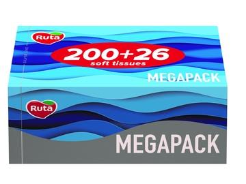 Салфетки Rūta Megapack, 226 шт.