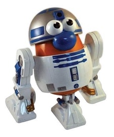 Hasbro Poptaters Star Wars R2-D2 Collector's Edition