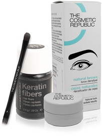 Комплект The Cosmetic Republic Natural Brows Light Brown, 5 мл