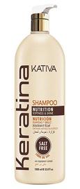Šampūnas Kativa Keratina Nutrition, 1000 ml