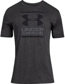 Under Armour GL Foundation T-Shirt 1326849-019 Dark Grey L