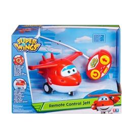 Žaislinis valdomas lėktuvas Superwings, raudonas