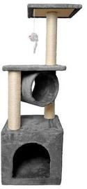 Skrāpis kaķiem Vangaloo Grey, 90 cm