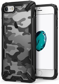 Ringke Fusion X Designe Back Case For Apple iPhone 7/8 Camo Black
