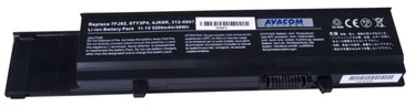 Avacom Battery For Dell 5200mAh/58Wh 11.1V 5