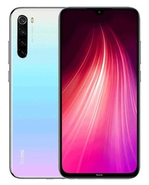 Mobilusis telefonas Xiaomi Redmi Note 8T 2019 Moonlight White, 64 GB