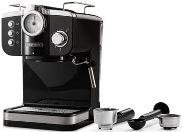 Delimano Deluxe Noir Espresso Coffee Machine