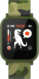 Canyon My Dino Kids Smart Watch Green Camo