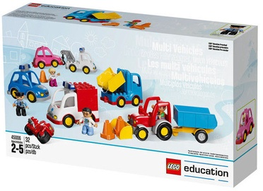 LEGO Education Multi Vehicles Set 45006