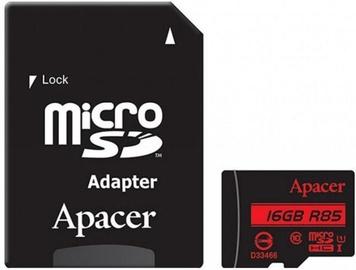 Apacer 16GB microSD UHS-I U1 Class 10
