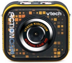 Vtech Kidizoom HD Action Camera Black/Yellow