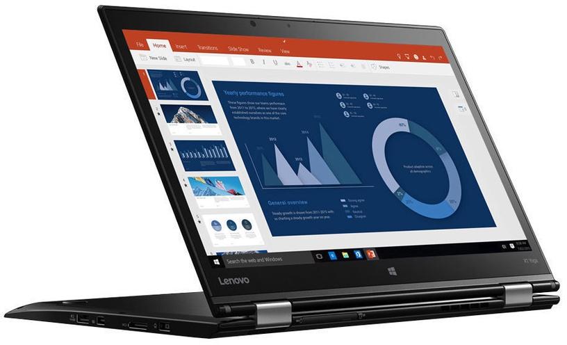 Nešiojamas kompiuteris Lenovo ThinkPad X1 Yoga 20JD0029PB
