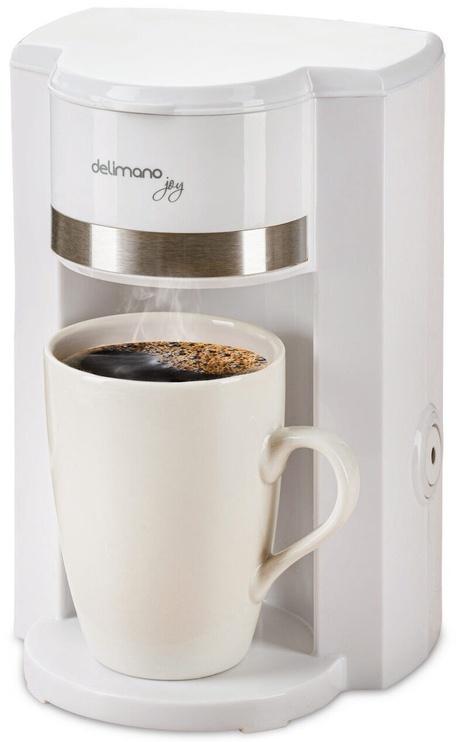 Кофеварка Delimano Joy Personal