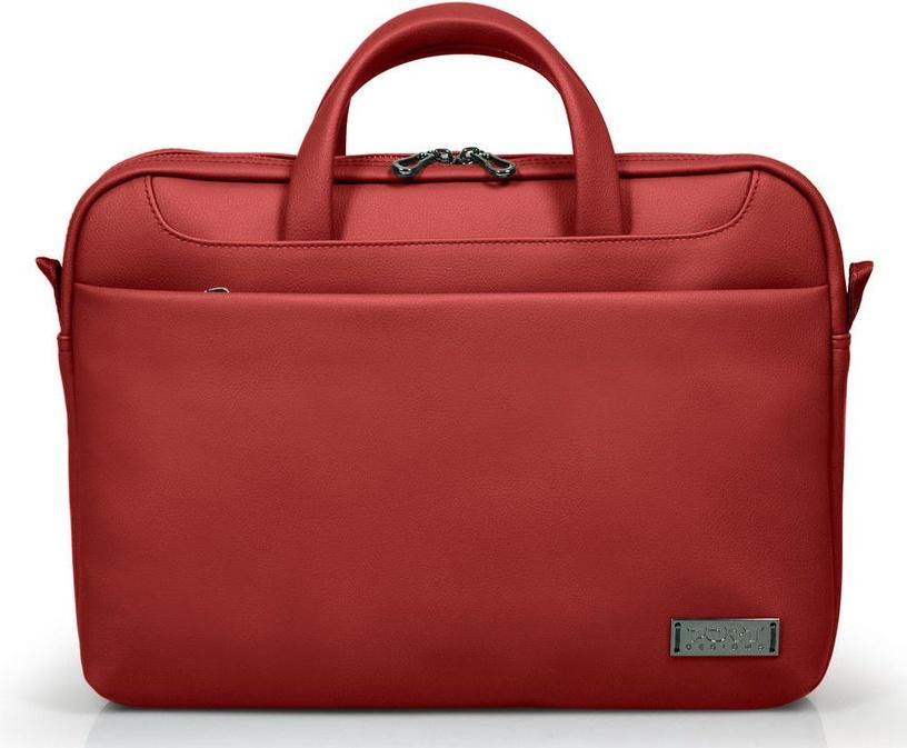 Port Designs Zurich Toploading Case 13-14 Red