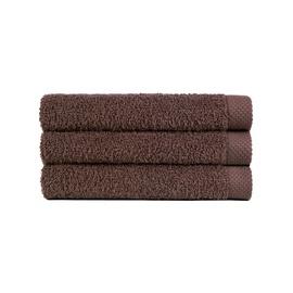 Vonios rankšluostis Lasa, rudas, 50 x 100 cm