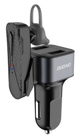 Dudao R10 Bluetooth Earphone plus Car Charger