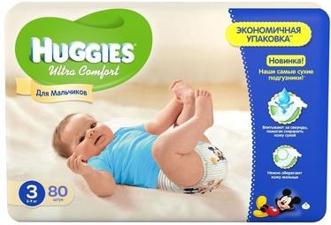 Huggies Ultra Comfort Boy MP3 80