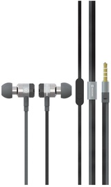 Ausinės Swissten SuperBass YS900 In-Ear Silver/White