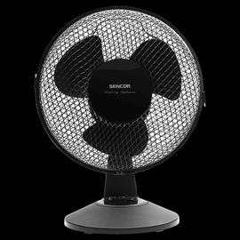 Ventilators noviet. Sencor SFE 2311 BK