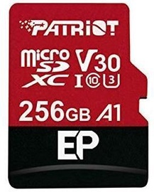 Mälukaart Patriot Memory EP Pro 256GB MicroSDXC Class 10 U3