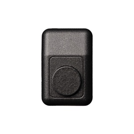 Liregus ESJ-001 J Door Bell Button Black
