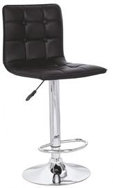 Baro kėdė H29, juoda