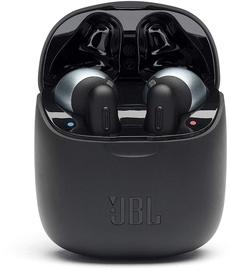 Ausinės JBL Tune 220TWS Black, belaidės