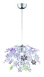 Pakabinamas šviestuvas Reality Flower R10011017, 1x60W E27