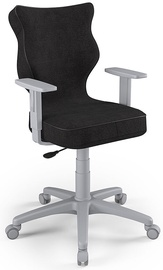 Entelo Office Chair Duo Grey/Black Size 6 AT01